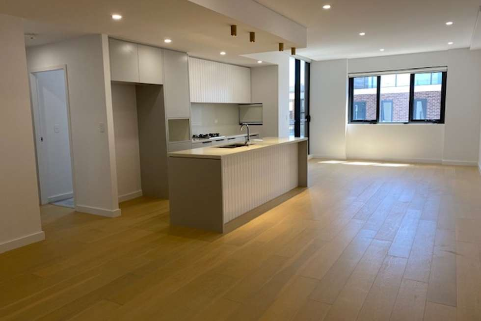 Second view of Homely apartment listing, 2 Gerbera Place, Kellyville NSW 2155