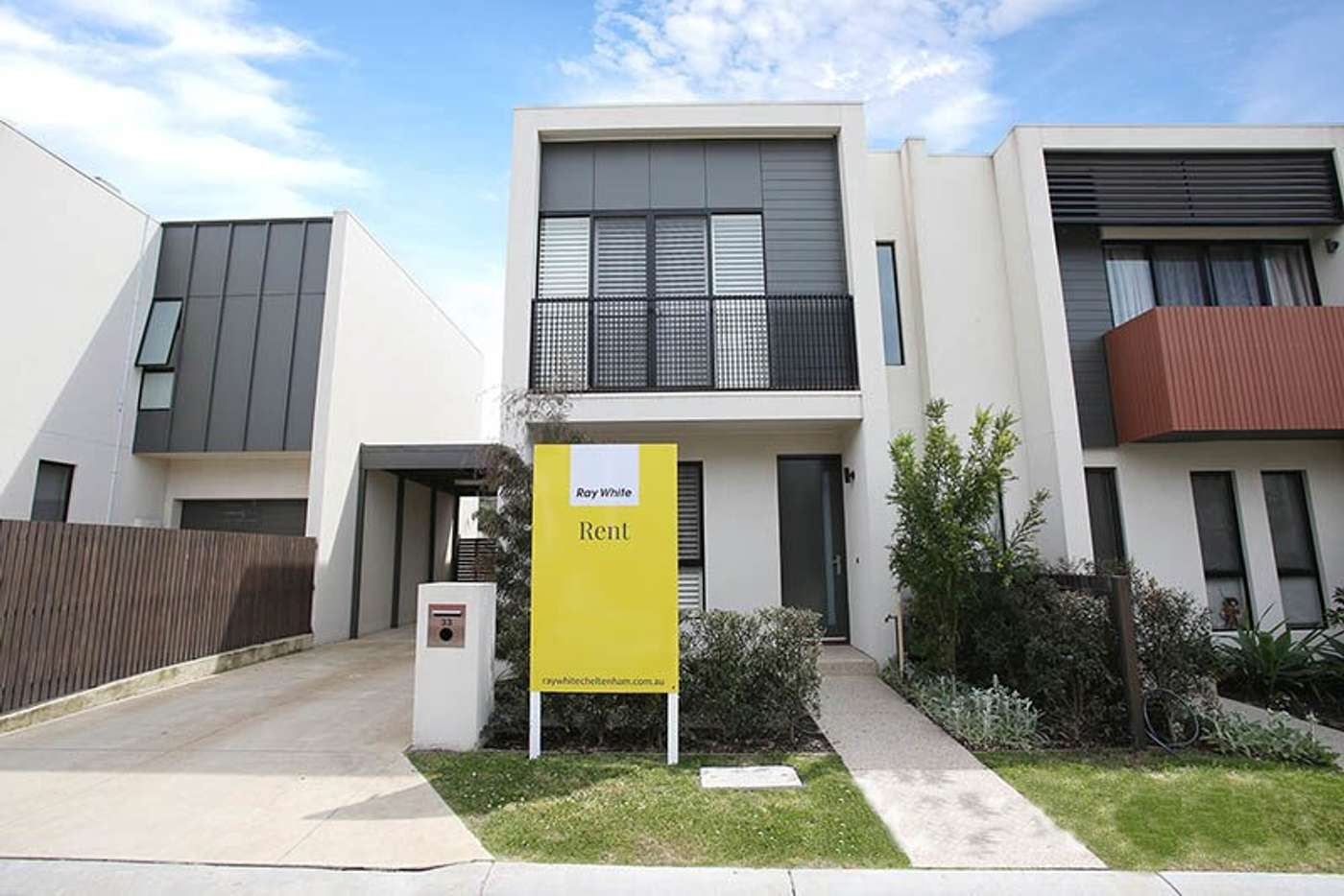 Main view of Homely house listing, 33 Mulberry Avenue, Cheltenham VIC 3192