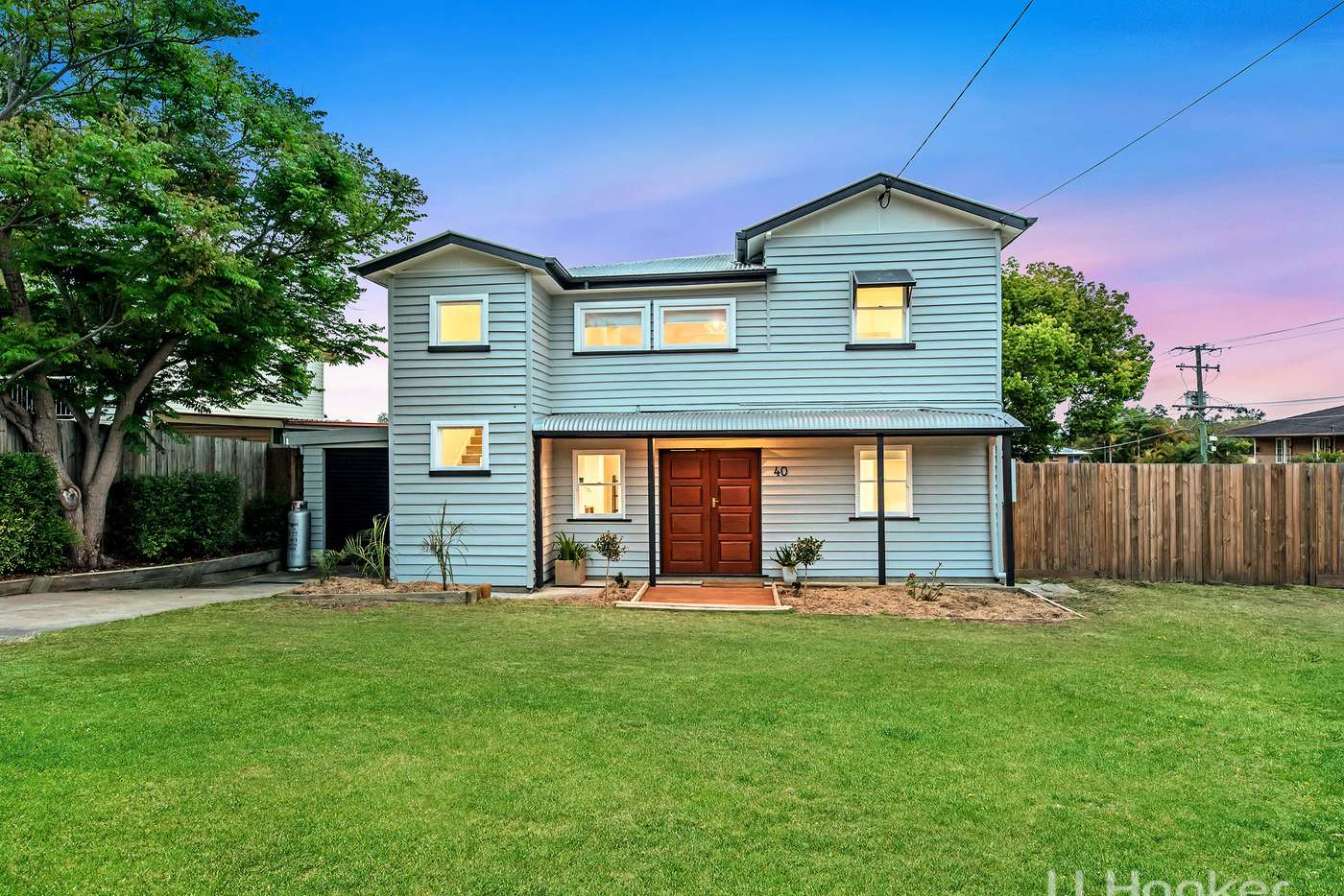 Main view of Homely house listing, 40 Greenham Street, Raceview QLD 4305