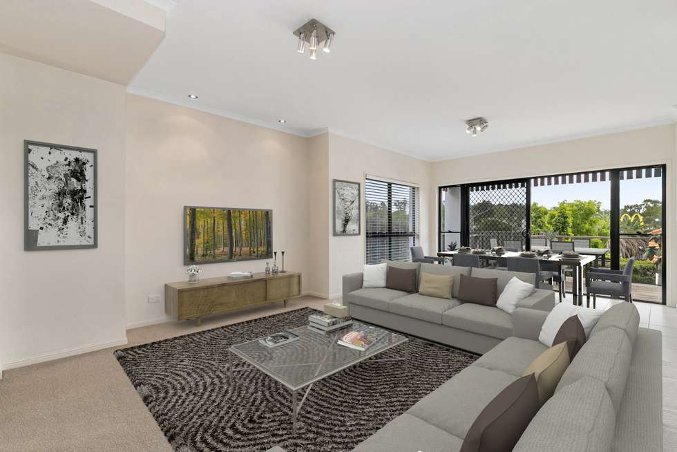 Second view of Homely townhouse listing, 5/52 Golden Crest Place, Bellbowrie QLD 4070