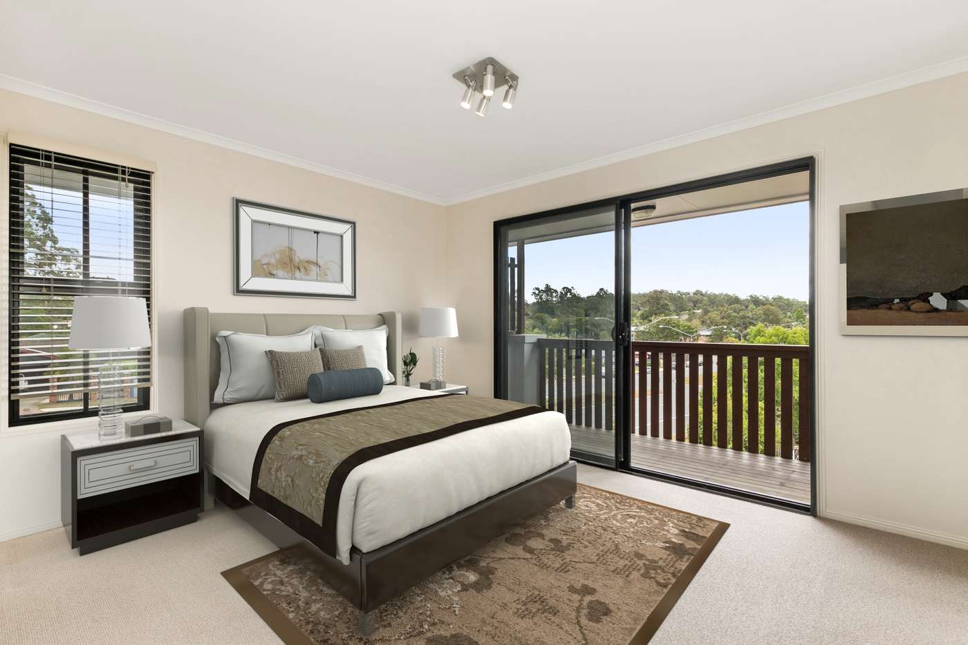 Sixth view of Homely townhouse listing, 5/52 Golden Crest Place, Bellbowrie QLD 4070