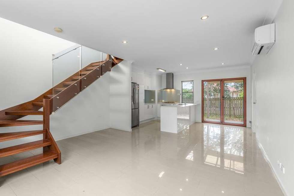 Second view of Homely townhouse listing, 1/81B Haig Street, Gordon Park QLD 4031