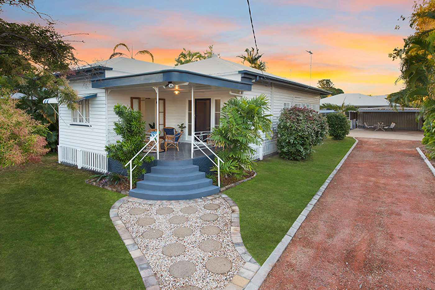 Main view of Homely house listing, 153 Francis Street, West End QLD 4810
