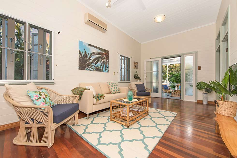 Second view of Homely house listing, 153 Francis Street, West End QLD 4810