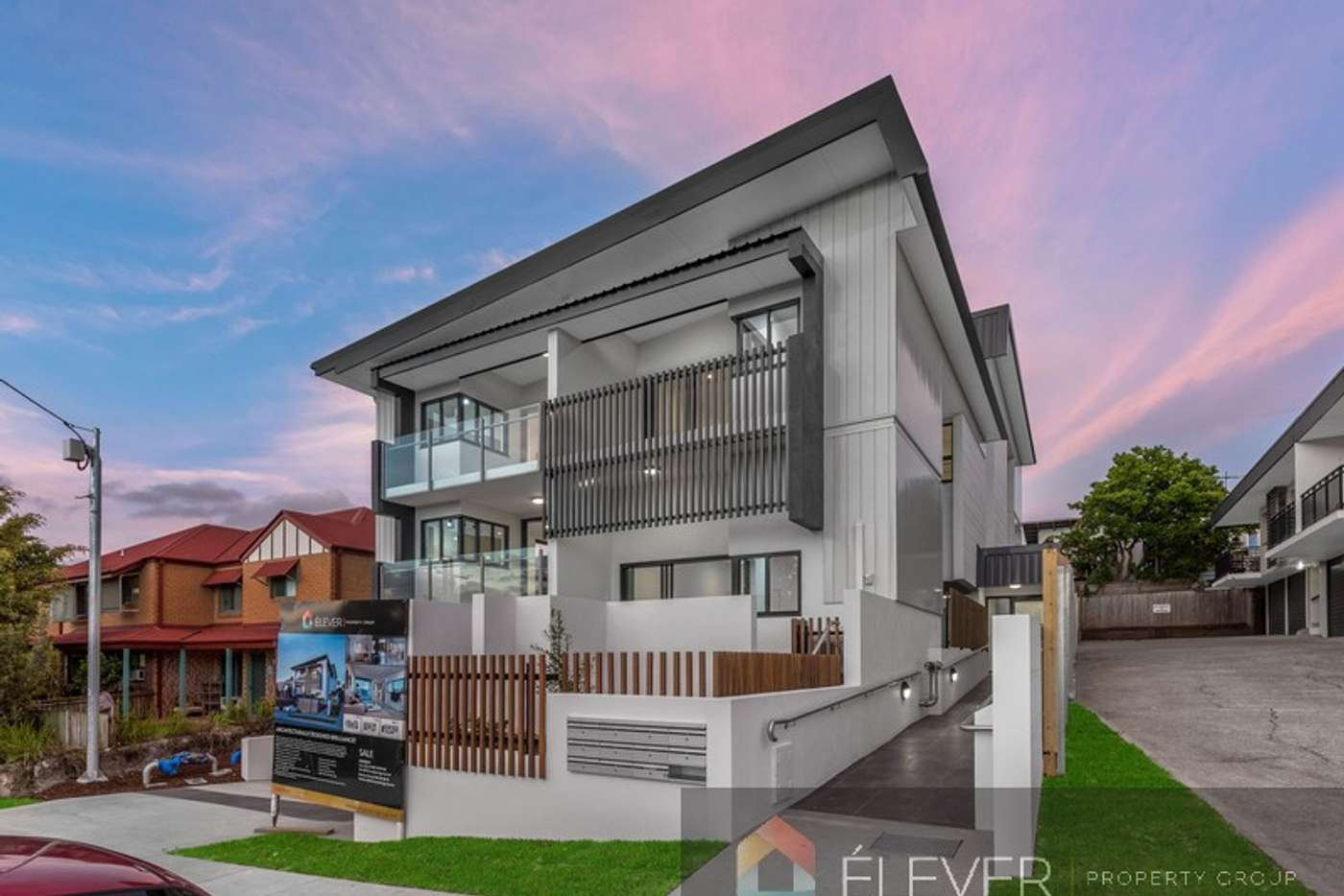 Main view of Homely apartment listing, 9/40 Nicklin St, Coorparoo QLD 4151