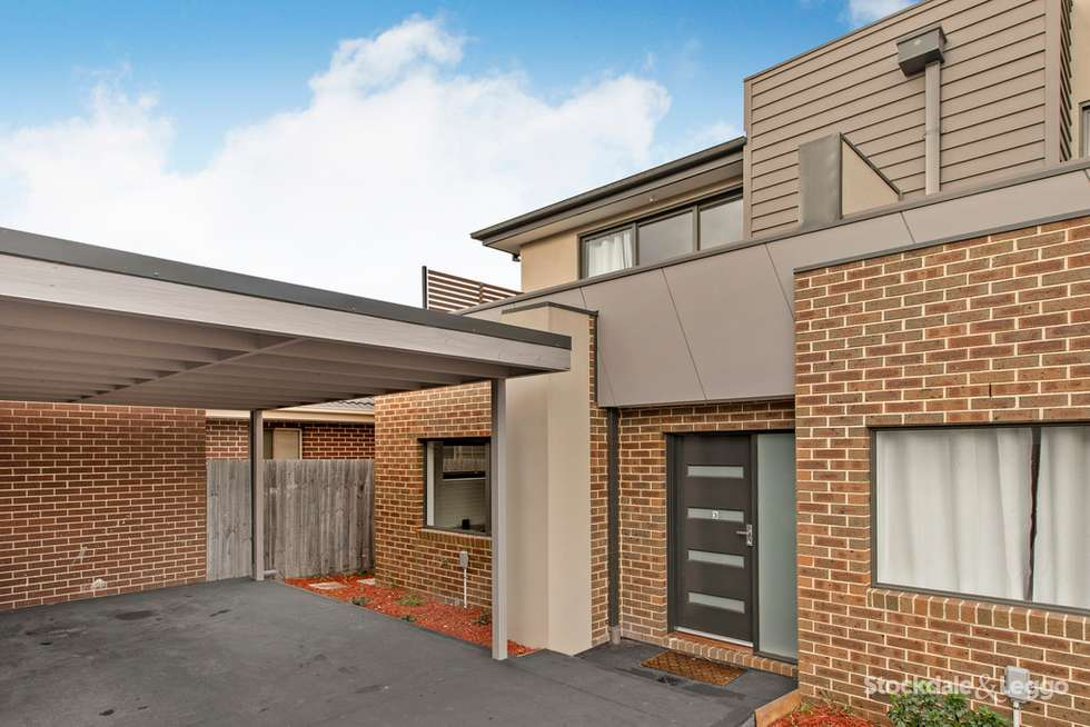 Fifth view of Homely townhouse listing, 3/28 Valencia Street, Glenroy VIC 3046