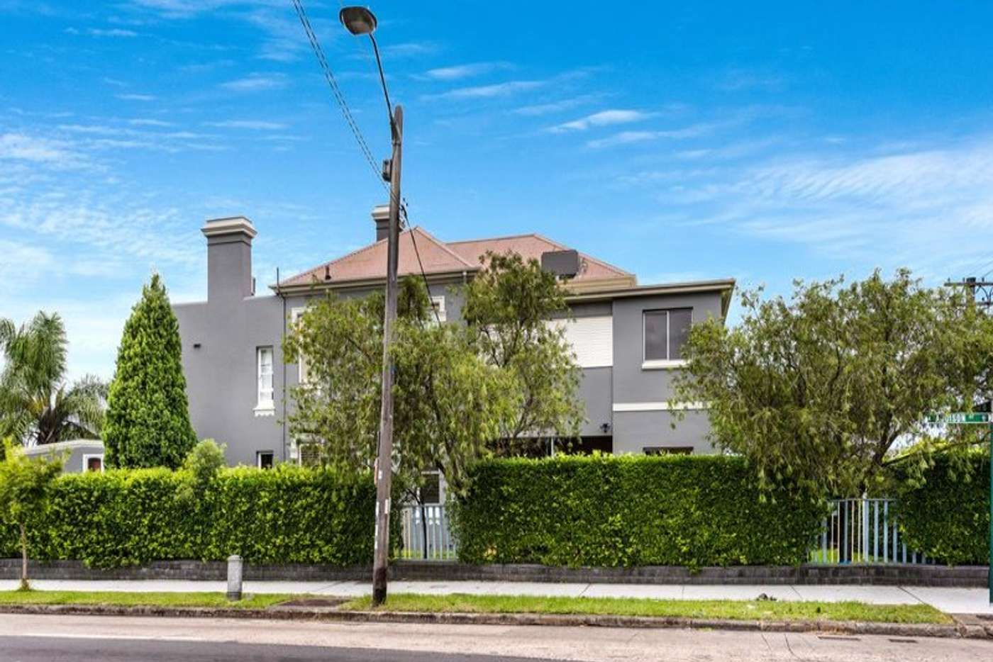 Main view of Homely unit listing, 3/52 Livingstone Road, Petersham NSW 2049