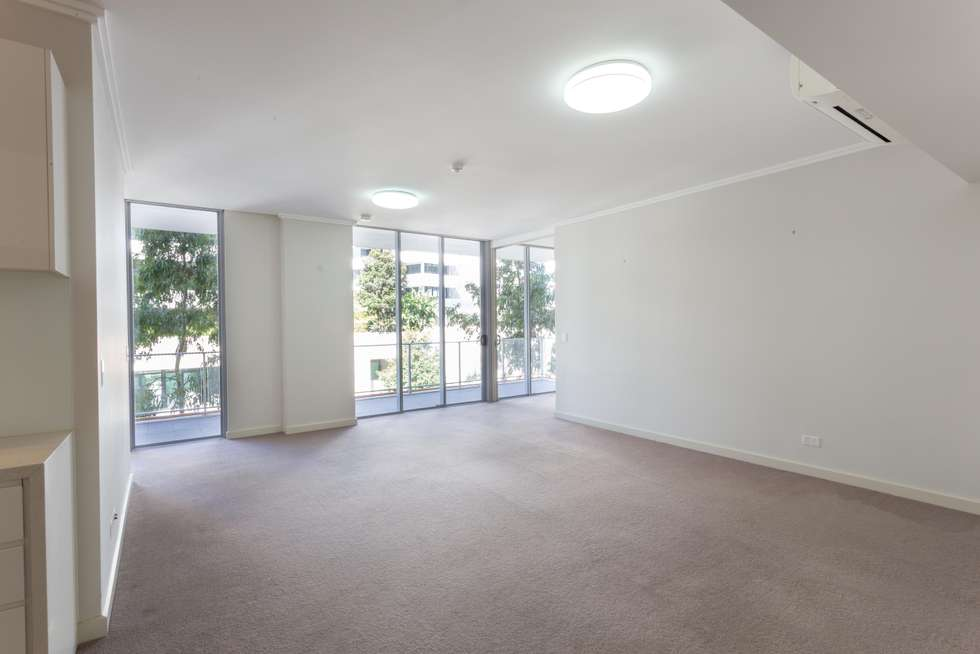 Second view of Homely apartment listing, A508/40 Shoreline Drive, Rhodes NSW 2138