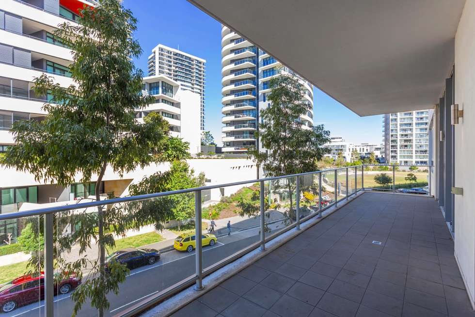Third view of Homely apartment listing, A508/40 Shoreline Drive, Rhodes NSW 2138