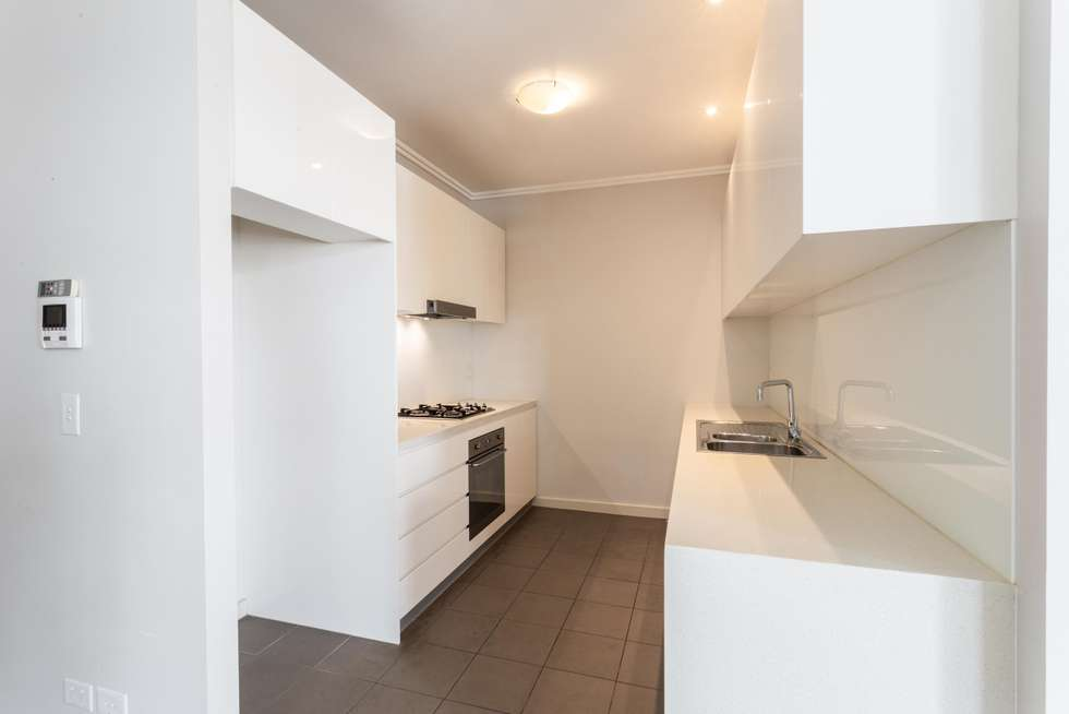 Fifth view of Homely apartment listing, A508/40 Shoreline Drive, Rhodes NSW 2138