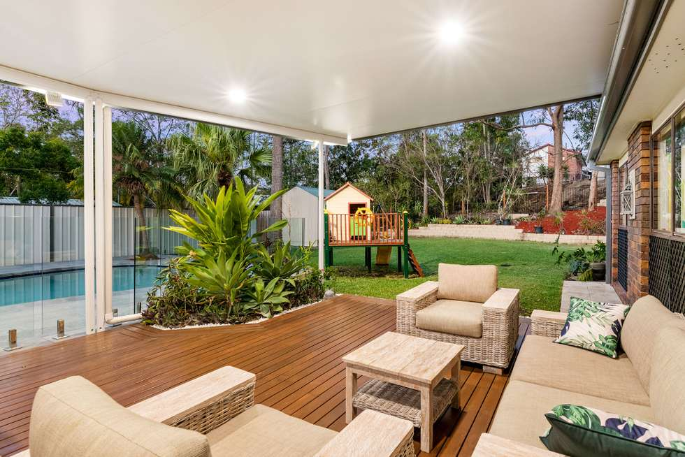 Second view of Homely house listing, 27 Mazzard Street, Bellbowrie QLD 4070