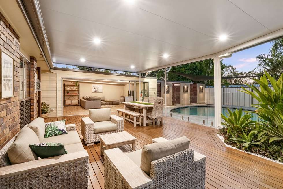 Third view of Homely house listing, 27 Mazzard Street, Bellbowrie QLD 4070