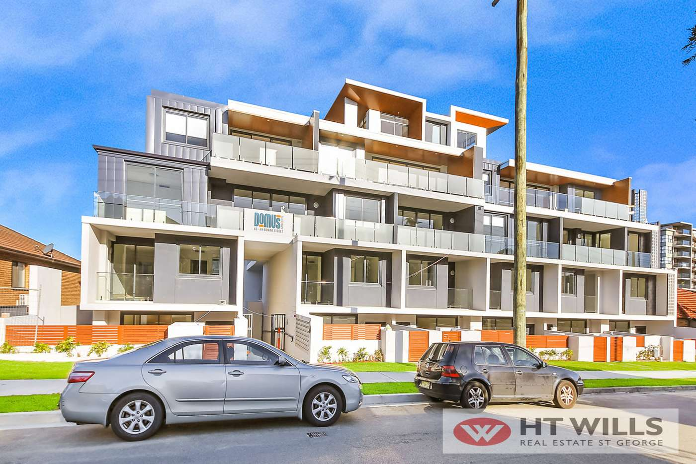 Main view of Homely apartment listing, 18/63-69 Bonar Street, Arncliffe NSW 2205