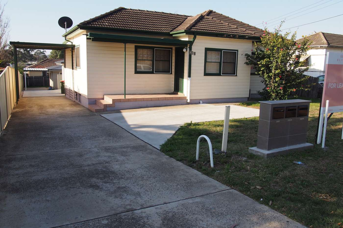 Main view of Homely house listing, 208 Victoria Street, Wetherill Park NSW 2164