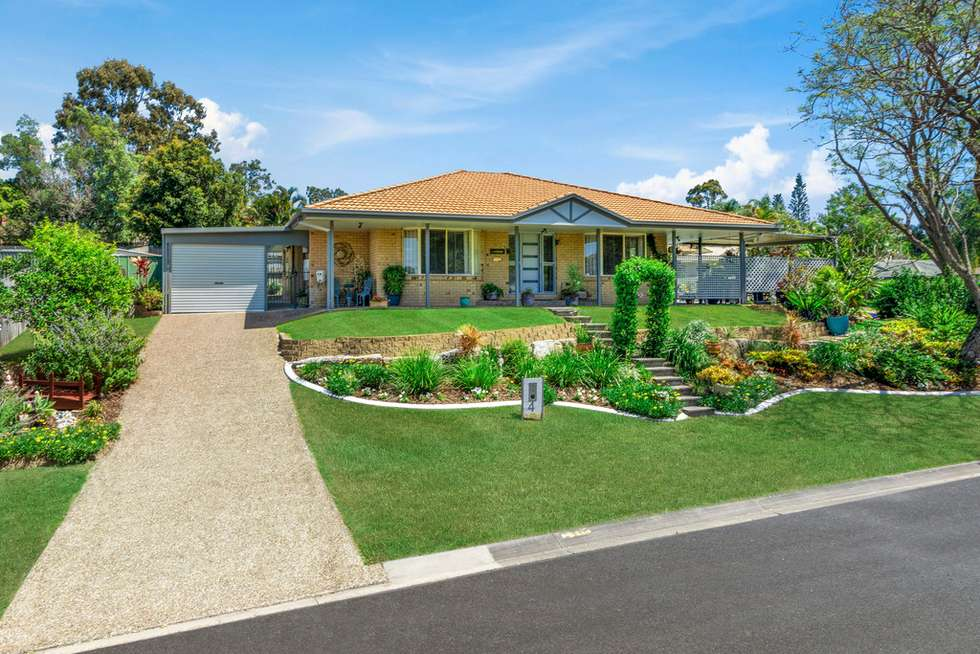 Second view of Homely house listing, 4 Carpenter Court, Worongary QLD 4213