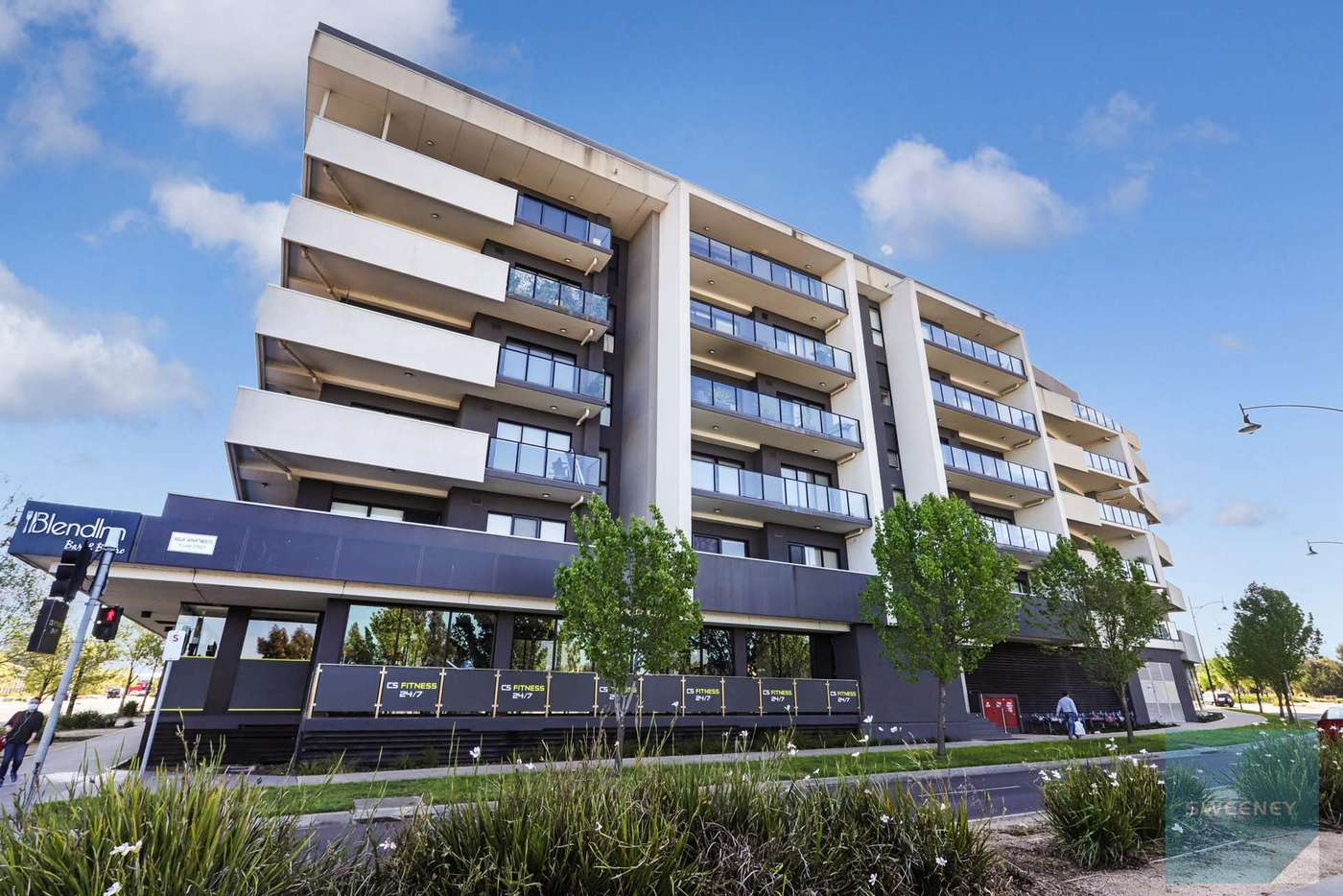 Main view of Homely apartment listing, 146/73 Lake Street, Caroline Springs VIC 3023