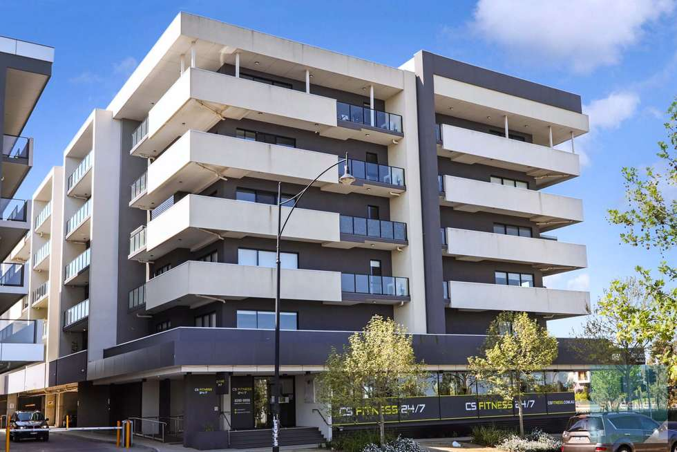 Second view of Homely apartment listing, 146/73 Lake Street, Caroline Springs VIC 3023