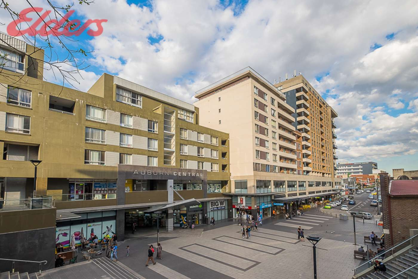 Main view of Homely apartment listing, 2618/62 Queen Street, Auburn NSW 2144