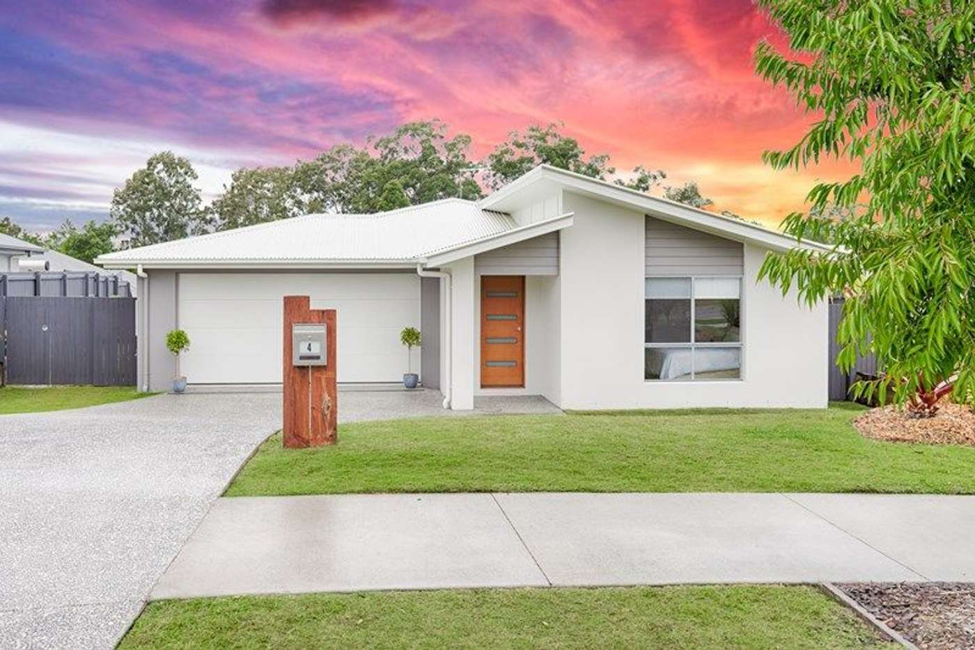 Sixth view of Homely house listing, 4 Wheeldon Court, Cooroy QLD 4563