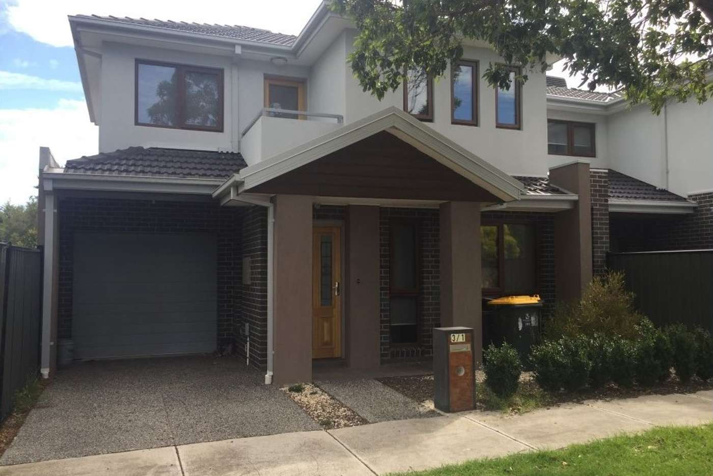 Main view of Homely townhouse listing, 22B Stapley Crescent, Altona North VIC 3025