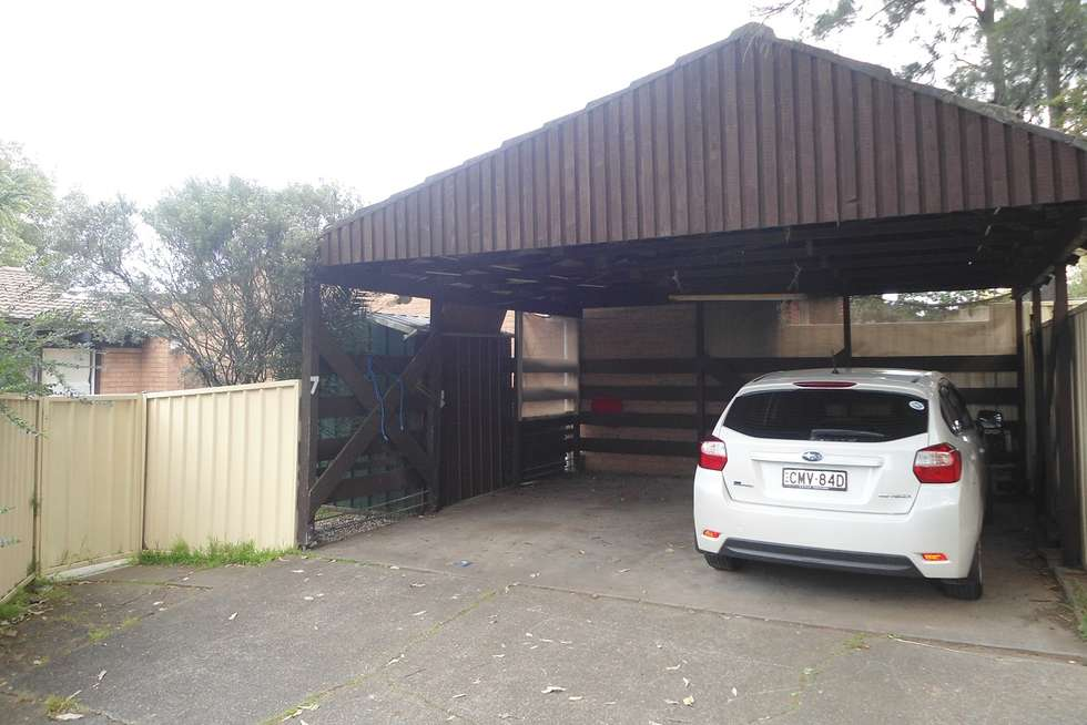 Fifth view of Homely townhouse listing, 7/22 Taylor, Condell Park NSW 2200