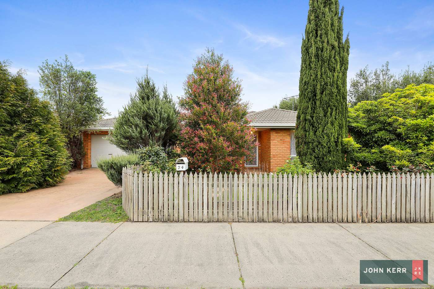 Main view of Homely house listing, 24 Jeeralang Avenue, Newborough VIC 3825