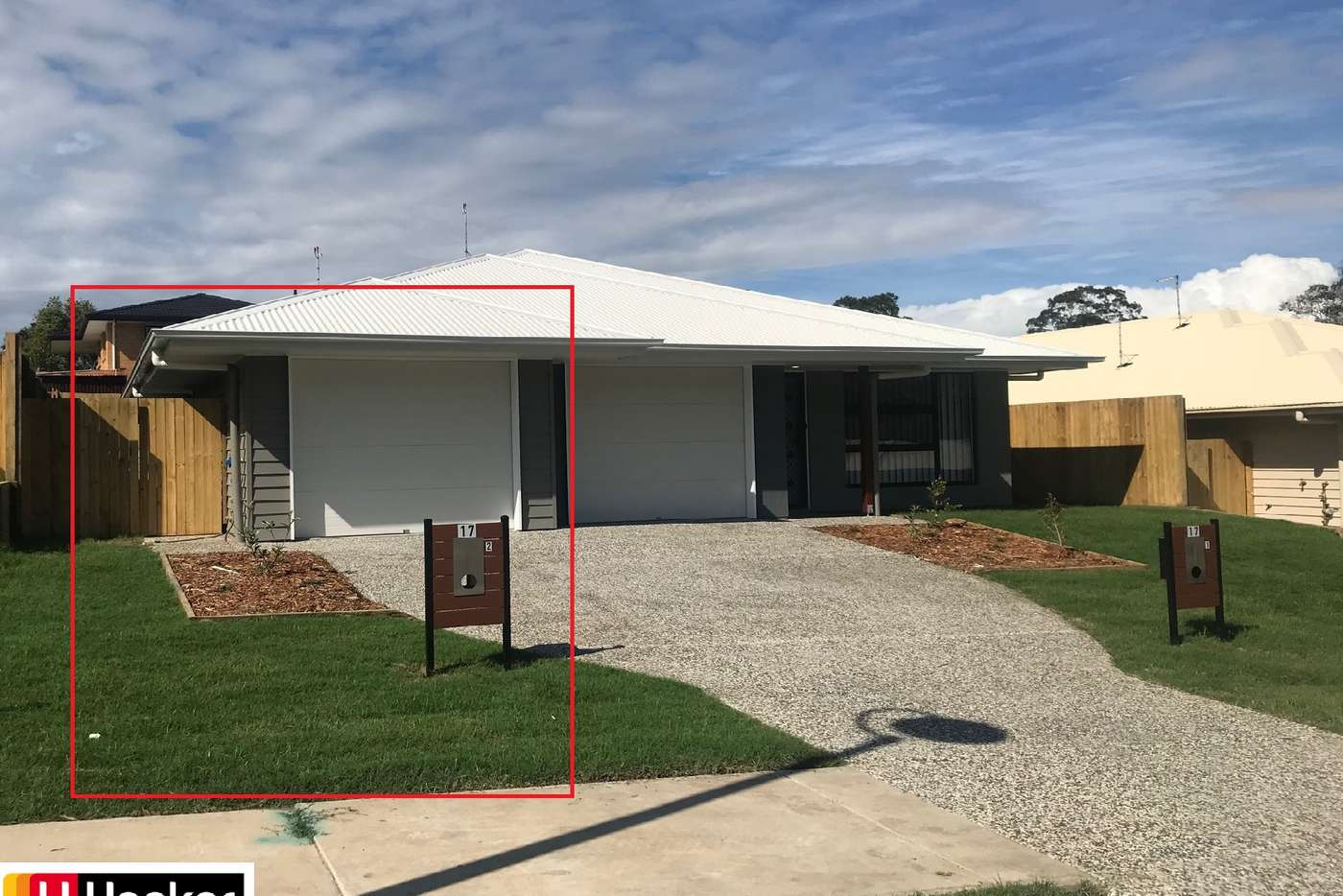 Main view of Homely house listing, 2/17 Juniper Circuit, Brassall QLD 4305
