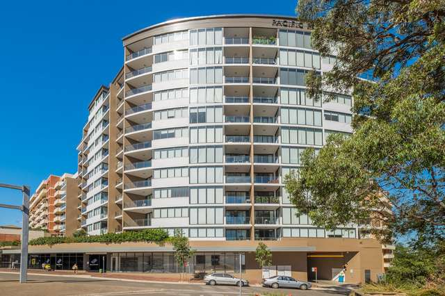 810/135 Pacific Hwy, Hornsby NSW 2077