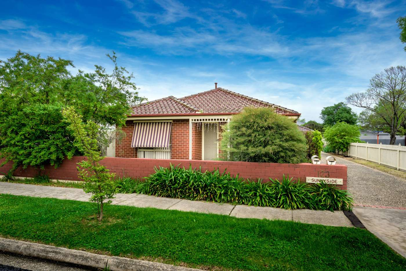 Main view of Homely unit listing, 1/123 Phillips Street, Wodonga VIC 3690