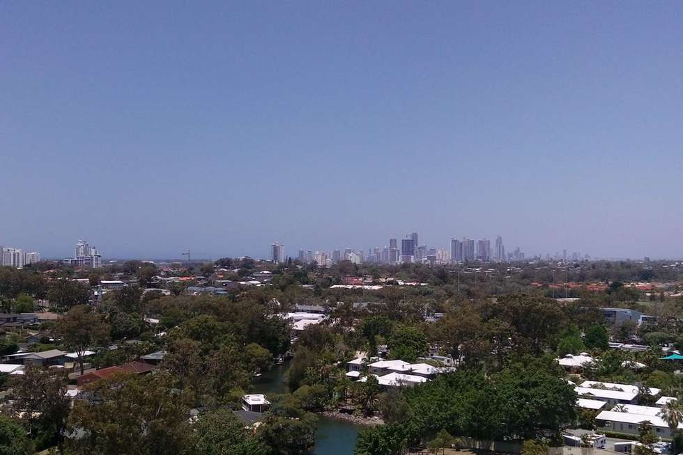 Second view of Homely apartment listing, 41107/5 Harbourside Court, Biggera Waters QLD 4216