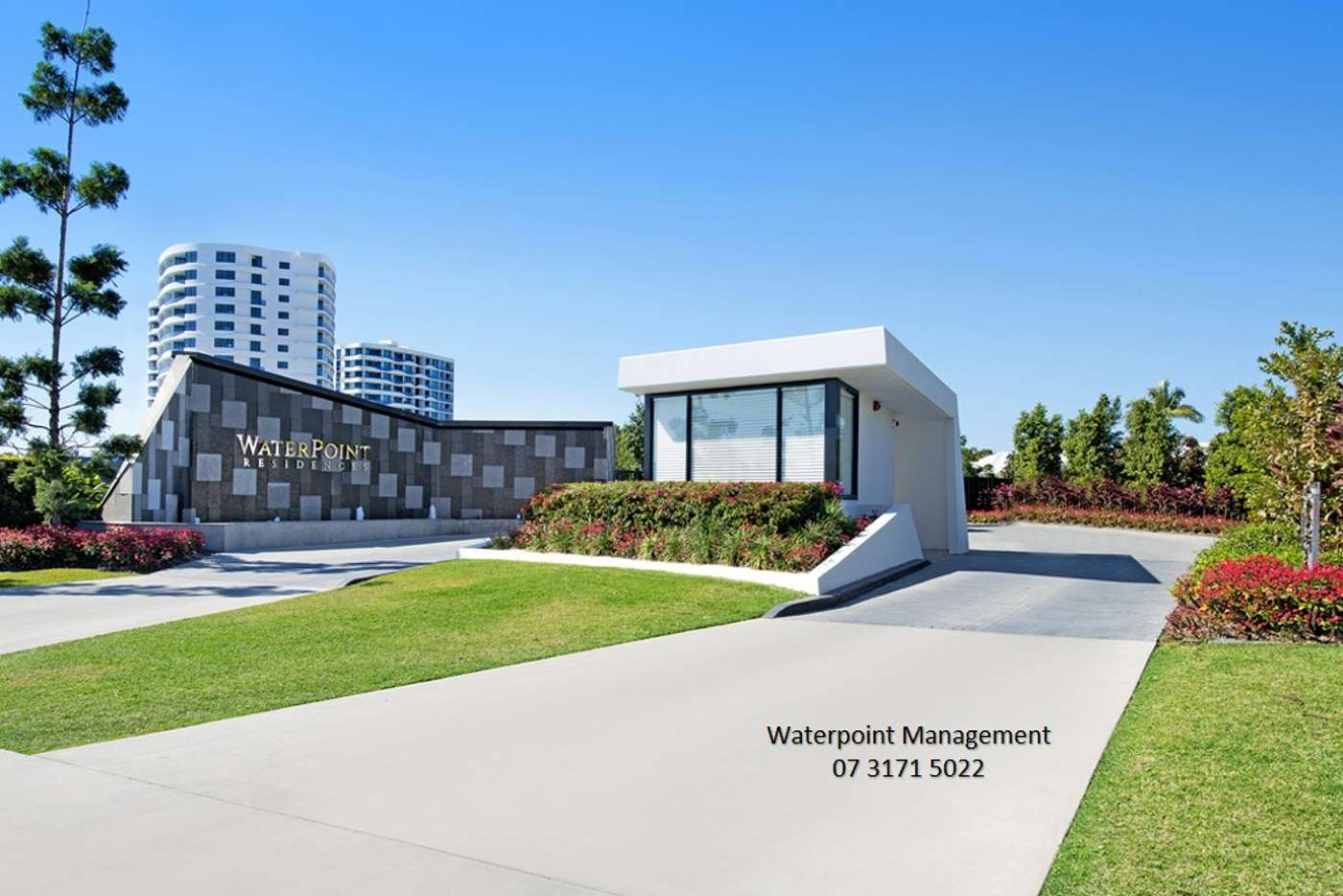 Main view of Homely apartment listing, 3510/5 HARBOURSIDE COURT, Biggera Waters QLD 4216