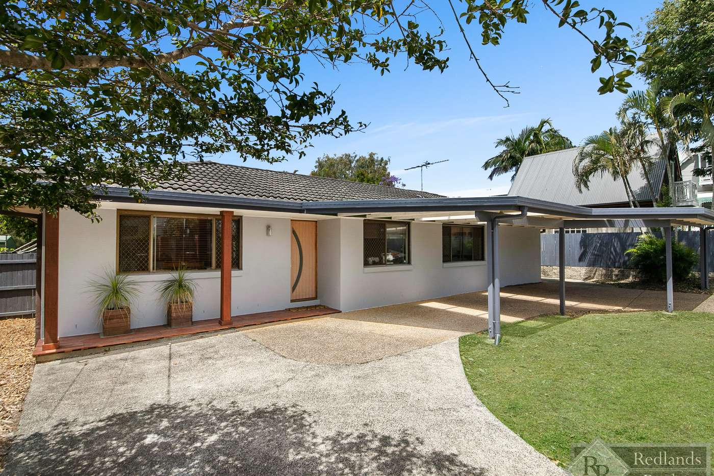 Main view of Homely house listing, 99 Birkdale Road, Birkdale QLD 4159