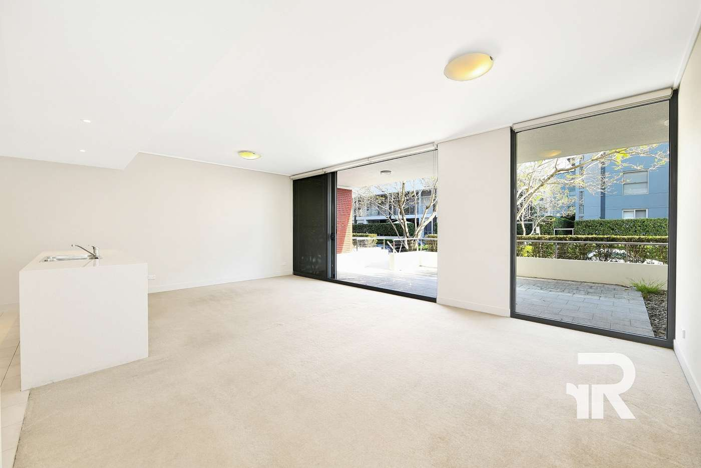 Main view of Homely apartment listing, 110/4 Lewis Avenue, Rhodes NSW 2138