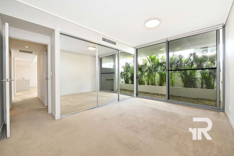 Third view of Homely apartment listing, 110/4 Lewis Avenue, Rhodes NSW 2138