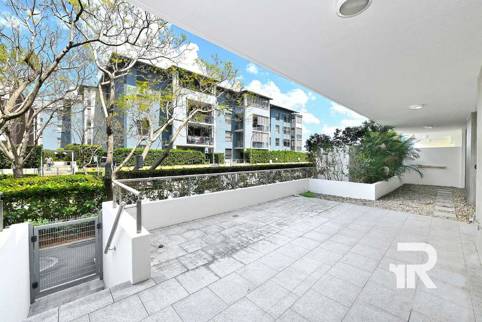 Fifth view of Homely apartment listing, 110/4 Lewis Avenue, Rhodes NSW 2138