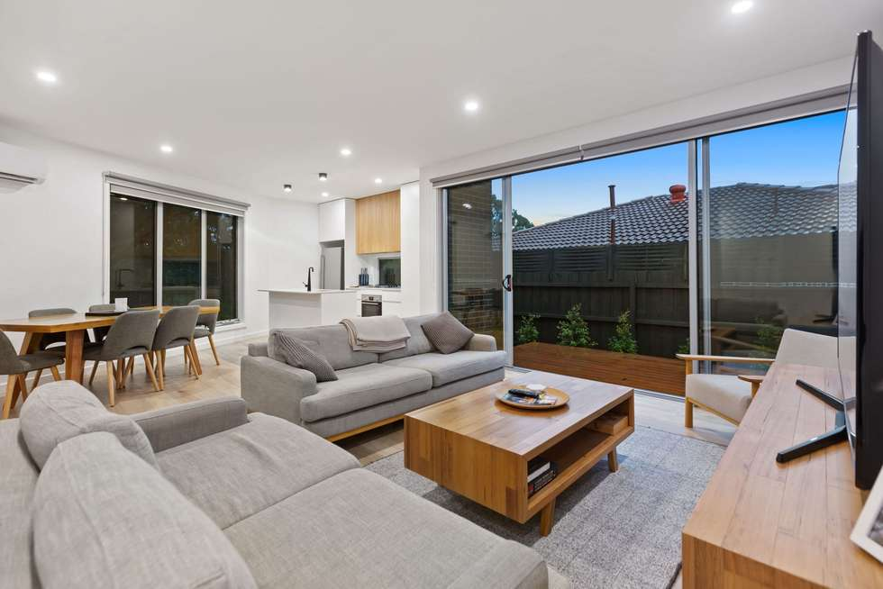Second view of Homely townhouse listing, 2/67 Lawson Avenue, Frankston South VIC 3199