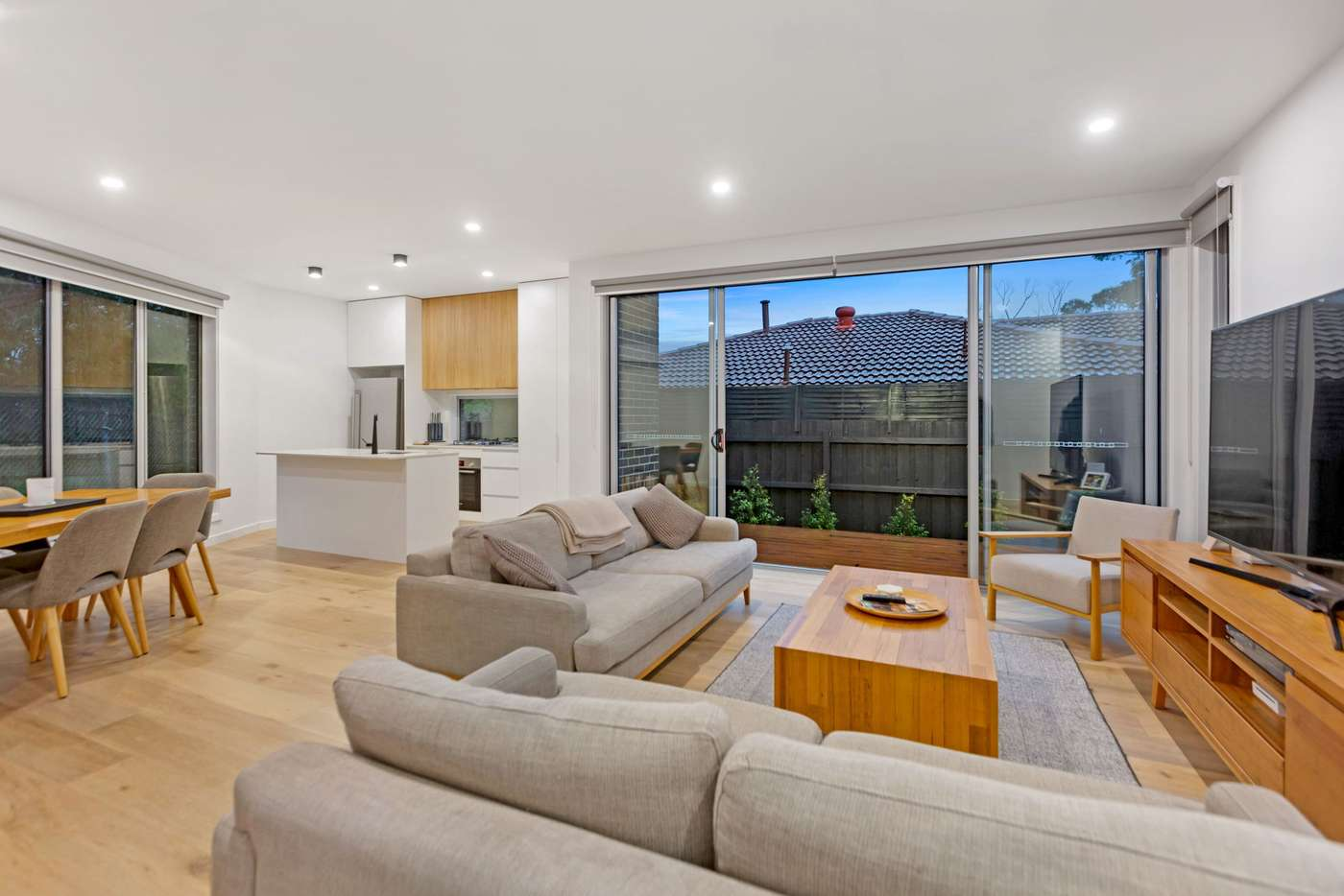 Fifth view of Homely townhouse listing, 2/67 Lawson Avenue, Frankston South VIC 3199