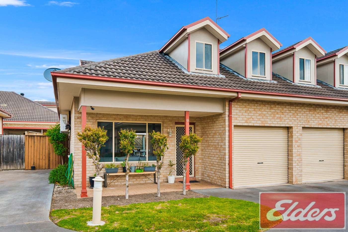 Main view of Homely townhouse listing, 9/14-18 George Street, Kingswood NSW 2747
