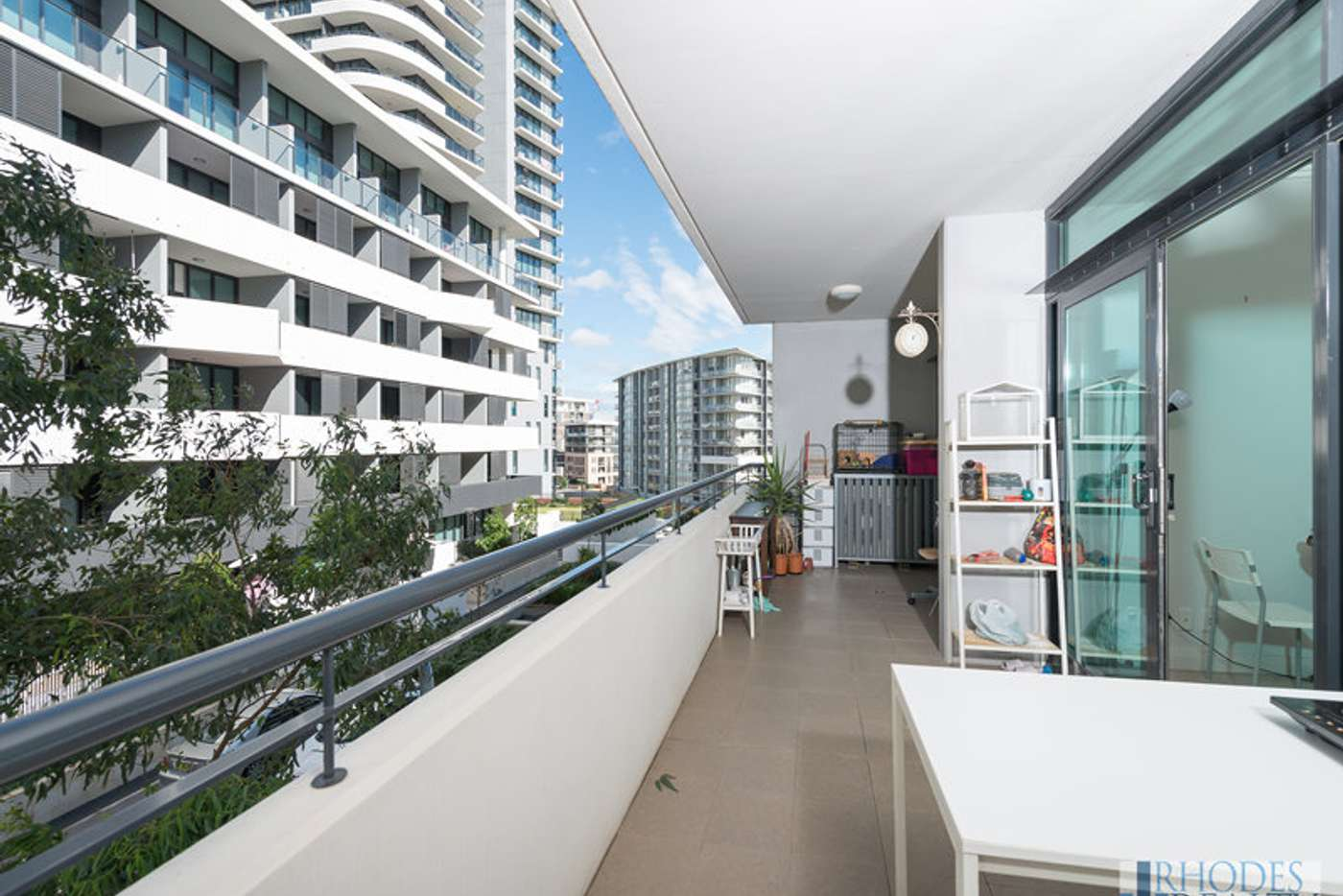 Main view of Homely apartment listing, 17/1 Timbrol Avenue, Rhodes NSW 2138