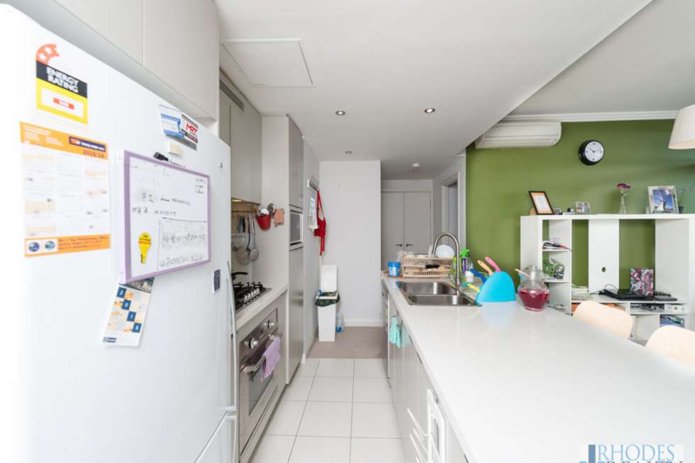 Third view of Homely apartment listing, 17/1 Timbrol Avenue, Rhodes NSW 2138