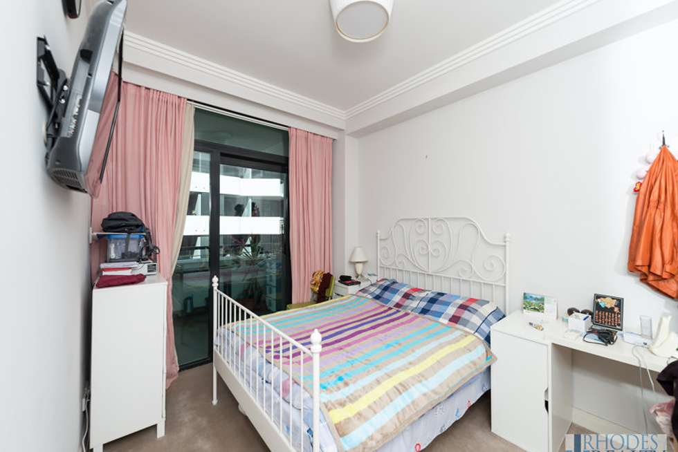 Fourth view of Homely apartment listing, 17/1 Timbrol Avenue, Rhodes NSW 2138
