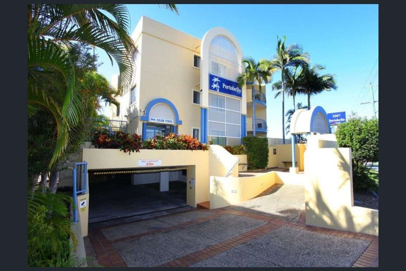 Main view of Homely unit listing, 45/2607 Gold Coast Highway, Mermaid Beach QLD 4218