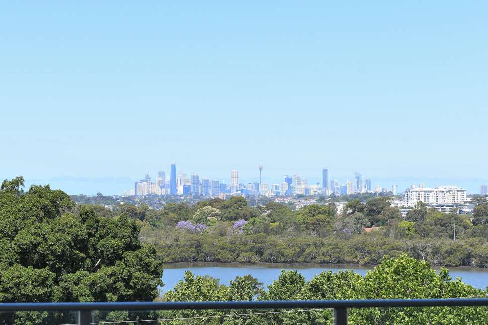 Second view of Homely apartment listing, 601/2 Walker Street, Rhodes NSW 2138
