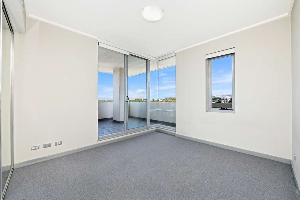 Fourth view of Homely apartment listing, 601/2 Walker Street, Rhodes NSW 2138