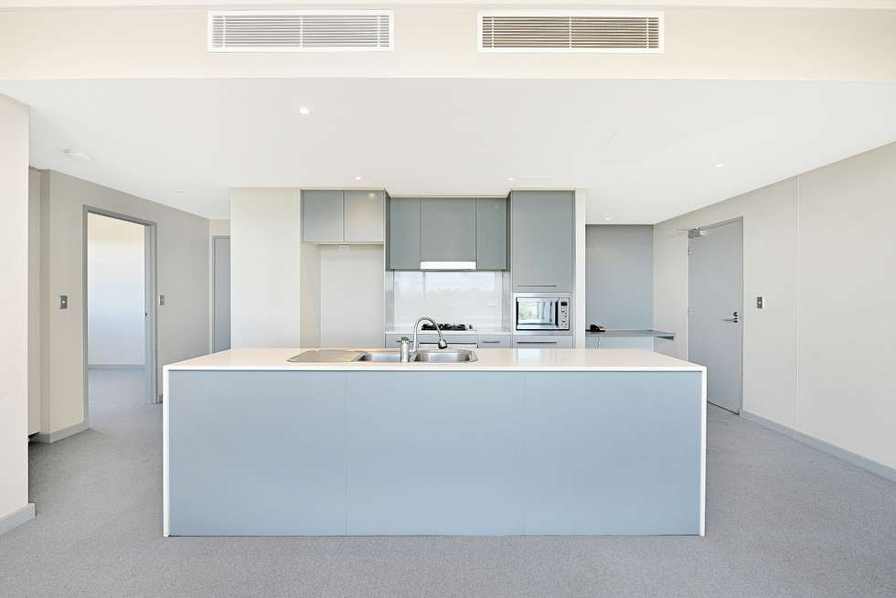 Fifth view of Homely apartment listing, 601/2 Walker Street, Rhodes NSW 2138