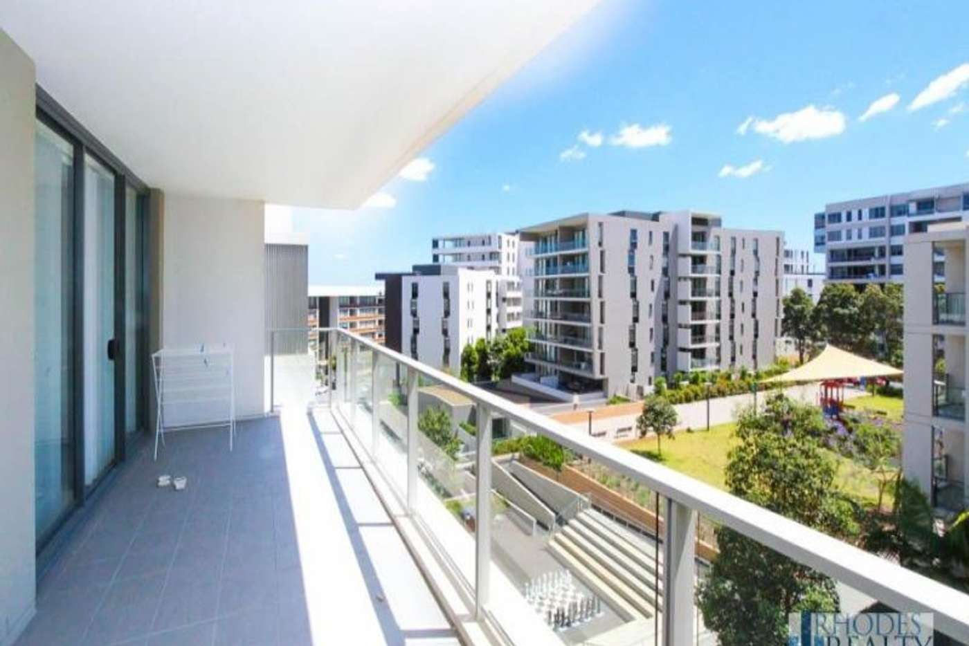 Main view of Homely apartment listing, 608/19 Shoreline Drive, Rhodes NSW 2138