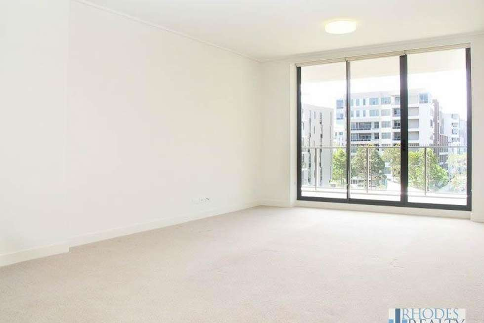 Second view of Homely apartment listing, 608/19 Shoreline Drive, Rhodes NSW 2138