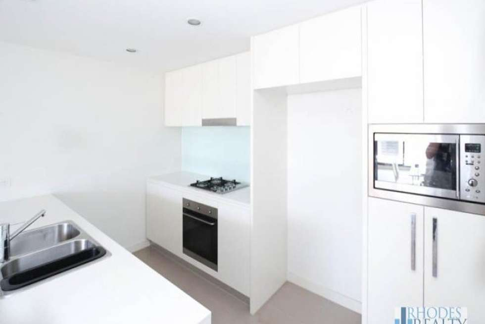 Third view of Homely apartment listing, 608/19 Shoreline Drive, Rhodes NSW 2138