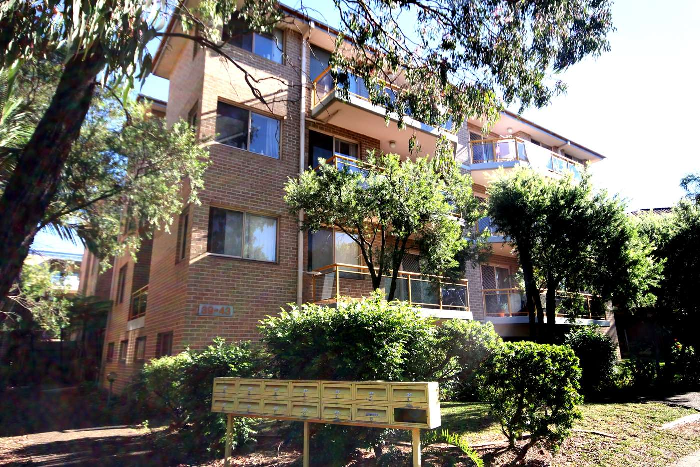 Main view of Homely unit listing, 5/39-43 Gladstone Street, Kogarah NSW 2217