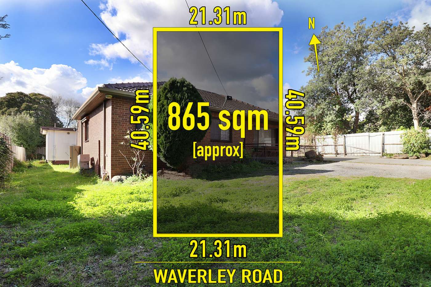 Main view of Homely house listing, 717 Waverley Road, Glen Waverley VIC 3150